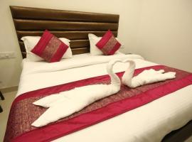 Kkainaat Hotel, hôtel à Amritsar