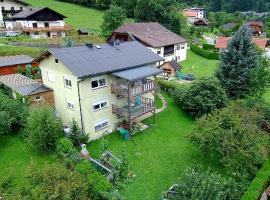 Ferienwohnungen Struggl, Ferienwohnung in Ossiach