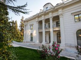 Villa by RODINA Grand Hotel & SPA, hotel near Sochi Winter Theatre, Sochi