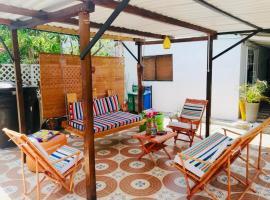 Casa Turista San Andres, inn in San Andrés