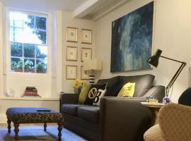 Beautiful 1BR Apartment in Historic St Aubin House, vacation rental in Saint Aubin