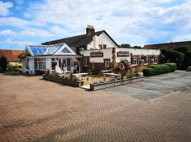 Ferns Hotel/Palms Leisure, hotel in Bridlington