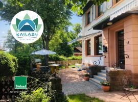 Kailash Guesthouse, hotel in Sankt Georgen im Schwarzwald