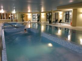 Amber Springs Hotel, hotel in Gorey