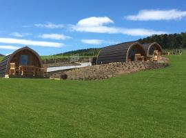 Hillside Havens, vacation home in Dufftown