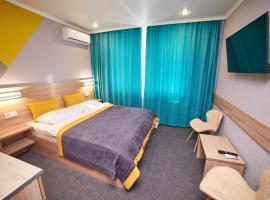 LUNA hotel, отель в Бийске