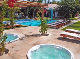 Tucano Pousada, hotel in Cumbuco