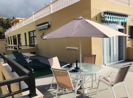 Spectacular Terrace & Cozy Studio, alojamiento con cocina en Puerto de la Cruz