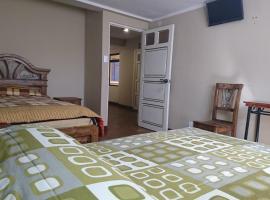 Hostal Perla Negra, bed and breakfast en La Paz
