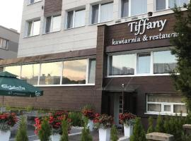 Hotel Tiffany – hotel w mieście Nowe Miasto Lubawskie