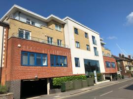 Blue Sky Apartments@ Abbots Yard, Guildford, hotel near University of Surrey, Guildford