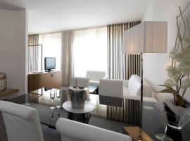グランド ホテル アドミラル パレス、キアンチャーノ・テルメのホテル