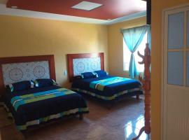 Hotel Posada Rivera Xilitla, hotel en Xilitla