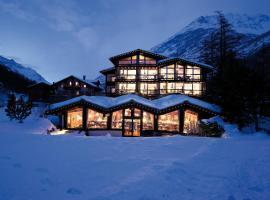 Wellness Spa Pirmin Zurbriggen, Hotel in der Nähe von: Allalin Glacier, Saas-Almagell