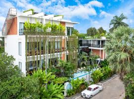 Viroth's Villa, hôtel à Siem Reap
