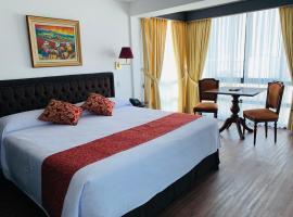 Hotel Monte Real, hotel near La Pampilla Beach, Lima