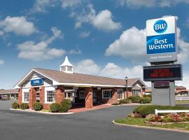 Best Western Coach House, hotel in Springfield