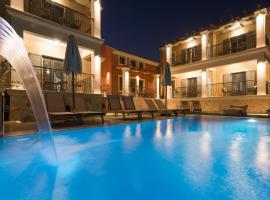 Perla Luxury Living, hotel blizu znamenitosti Plaža Valtos, Parga