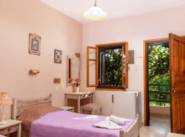 Filia Rooms, family hotel in Matala