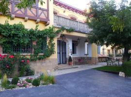 Hotel La Parra, hotel in Aliaga
