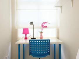 Comfortable Studio in Business Area Saveria Apartment By Travelio, hotel in Samporo