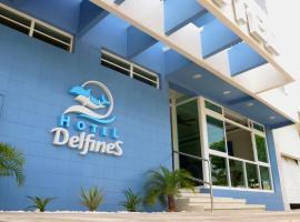 Hotel Delfines, hotel en Veracruz