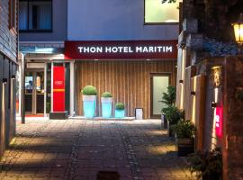 Thon Hotel Maritim, hotell i nærheten av Prekestolen i Stavanger