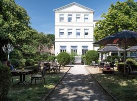 Parkhotel Wangerooge, Hotel in Wangerooge