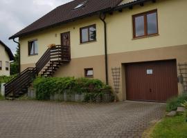 Ferienwohnung Brünlos, Hotel in der Nähe von: Erzgebirgsbad Thalheim, Zwönitz