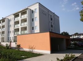 Appartementhotel Fidelio, Hotel in Bad Füssing