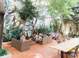 The Loft Hostel, albergue en Barcelona
