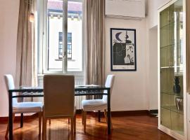 Apartment Solferino 37, apartment in Milan