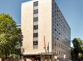 The Revolution Hotel, hotel near Boston Common, Boston
