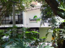 Serendipity Hostel Boutique, hotel cerca de Teatro Metropolitano de Medellin, Medellín