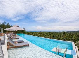Varivana Resort Koh Phangan, resort in Thongsala