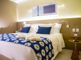 Allcon House Inn Hotel AnaShopping By Perfecta Hotels, hotel em Anápolis