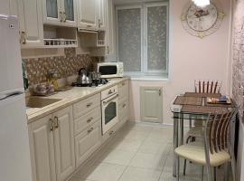 Апартаменты в центре Великого Устюга, hotel in Velikiy Ustyug