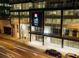 Alt Hotel Ottawa, hotel near Royal Canadian Mint, Ottawa