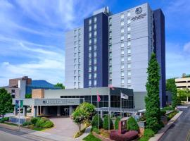 DoubleTree by Hilton Chattanooga Downtown, hotel in Chattanooga