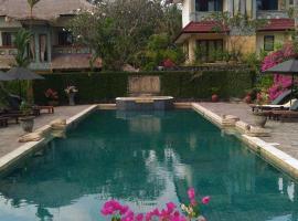 Secret Garden Villa 4, villa in Senggigi