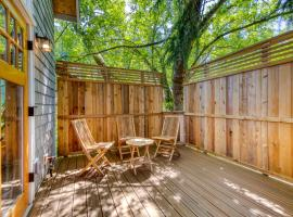Tabor Treehouse, vacation rental in Portland