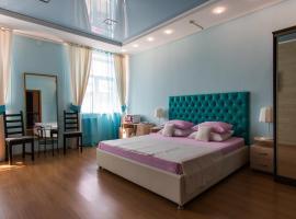Hotel Business-Turist, отель в Барнауле