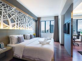 Crystal Crown Hotel Petaling Jaya, hotel in Petaling Jaya