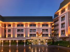The Beverly Hotel Pattaya、パタヤ・サウスのホテル