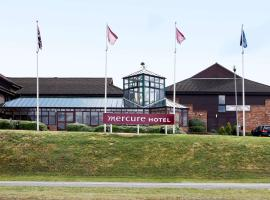 Mercure Hatfield Oak Hotel, hotel in Hatfield
