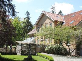 Hotel Schlösschen Sundische Wiese Zingst, Hotel in Zingst