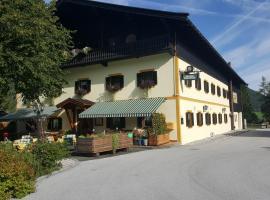 Gasthaus Hohenkendl, Hotel in Schwendt