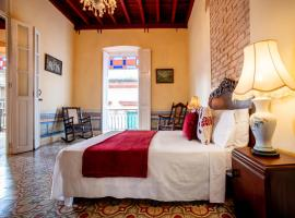 Hostal Balcones Muralla, Hotel in Havanna