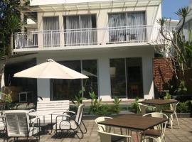 A Villa Ubud, hotel near Monkey Forest Ubud, Ubud