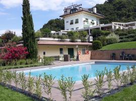 Hotel Karinhall, hotel in Trento